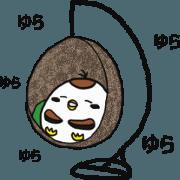 สติ๊กเกอร์ไลน์ Suzumen the Animation 2