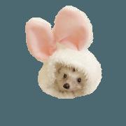 สติ๊กเกอร์ไลน์ goma:hedgehog