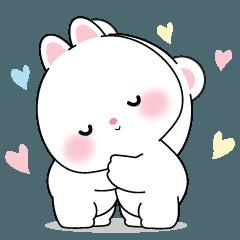 หมีคูล&ต่ายคิวท์ตี้ : พาสเทล