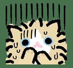 Kutsushita Nyanko: Lots of Love sticker #28752