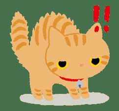 Kutsushita Nyanko: Lots of Love sticker #28753