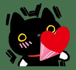 Kutsushita Nyanko: Lots of Love sticker #28756
