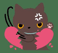 Kutsushita Nyanko: Lots of Love sticker #28757