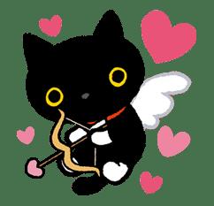 Kutsushita Nyanko: Lots of Love sticker #28764