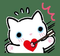 Kutsushita Nyanko: Lots of Love sticker #28765