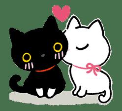 Kutsushita Nyanko: Lots of Love sticker #28767