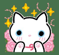 Kutsushita Nyanko: Lots of Love sticker #28770