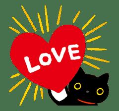 Kutsushita Nyanko: Lots of Love sticker #28771