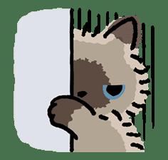 Kutsushita Nyanko: Lots of Love sticker #28772