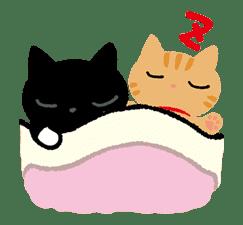 Kutsushita Nyanko: Lots of Love sticker #28776