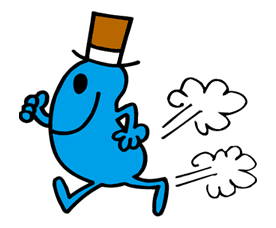 MR.MEN LITTLE MISS sticker #28808