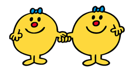 MR.MEN LITTLE MISS sticker #28820