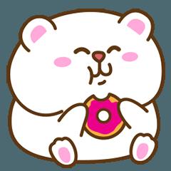 Fat Chubby Polar Bear
