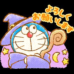 สติ๊กเกอร์ไลน์ Doraemon's Heartwarming Stickers