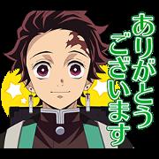 สติ๊กเกอร์ไลน์ Demon Slayer: Kimetsu no Yaiba (TV)