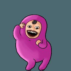 Annoying Pink 2