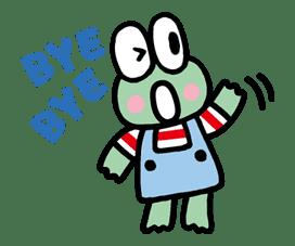 KEROKEROKEROPPI (Friends) sticker #29191