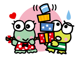 KEROKEROKEROPPI (Friends) sticker #29192