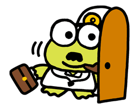 KEROKEROKEROPPI (Friends) sticker #29205