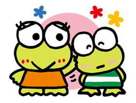 KEROKEROKEROPPI (Friends) sticker #29207