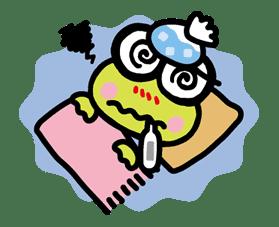 KEROKEROKEROPPI (Friends) sticker #29219