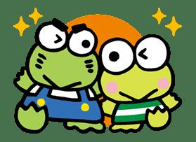 KEROKEROKEROPPI (Friends) sticker #29223