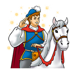Snow White and the Seven Dwarfs sticker #29250