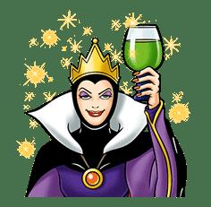 Snow White and the Seven Dwarfs sticker #29252