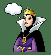 Snow White and the Seven Dwarfs sticker #29257