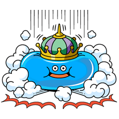 DRAGON QUEST Monster Stickers 2 © 2014 ARMOR PROJECT/BIRD STUDIO/SQUARE ENIX| elPortale | Sell LINE Sticker, Sell LINE Theme