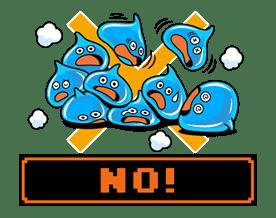 DRAGON QUEST Monster Stickers 2 sticker #29307