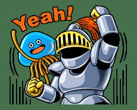 DRAGON QUEST Monster Stickers 2 sticker #29308