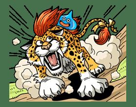 DRAGON QUEST Monster Stickers 2 sticker #29313
