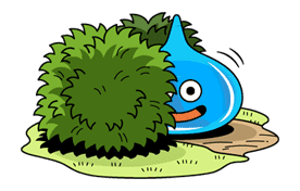 DRAGON QUEST Monster Stickers 2 sticker #29321