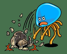 DRAGON QUEST Monster Stickers 2 sticker #29323