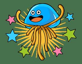 DRAGON QUEST Monster Stickers 2 sticker #29325