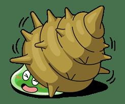 DRAGON QUEST Monster Stickers 2 sticker #29328