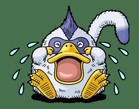 DRAGON QUEST Monster Stickers 2 sticker #29335