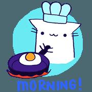 สติ๊กเกอร์ไลน์ Cindy's Animated Cat Stickers