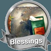 สติ๊กเกอร์ไลน์ Blessings(1): Encouraging words-Art