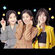 สติ๊กเกอร์ไลน์ Red Velvet SPECIAL