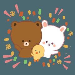 BROWN & FRIENDS x FoxDeLagoon