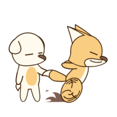 Brown Fox and Lazy Dog 3