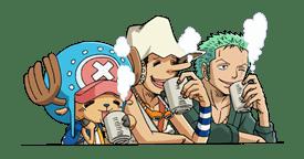 ONE PIECE Straw Hat Crew sticker #31725