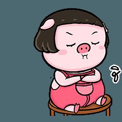 หมูน้อยซูโม่ ดุ๊กดิ๊ก