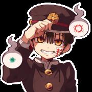 สติ๊กเกอร์ไลน์ Toilet-bound Hanako-kun Voice Stickers