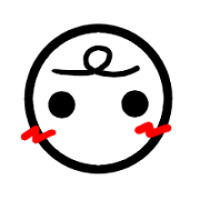 สติ๊กเกอร์ไลน์ ASAHI kansai dialect (Japanese word)