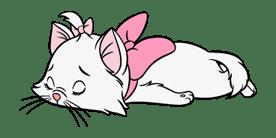 Disney Marie sticker #32758