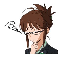 THE IDOLM@STER sticker #32804