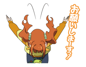 THE IDOLM@STER sticker #32807